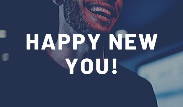 Happy New You!