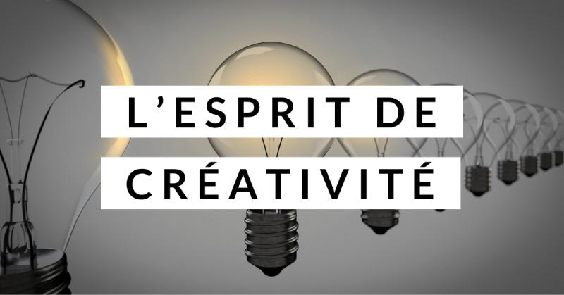 L'Esprit de créativité